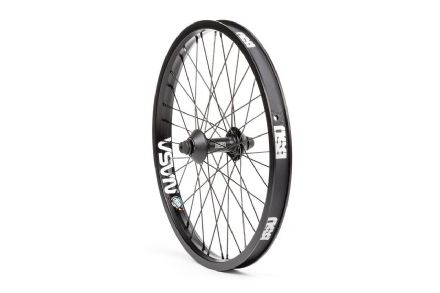 BSD Mind Wheel - Front Street Pro (With Hubguards) - Black